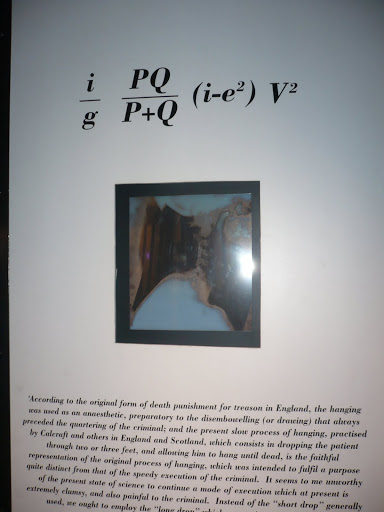 Hanging Equation
