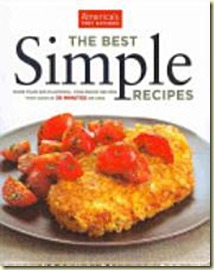 simple recipes america's best kitchens