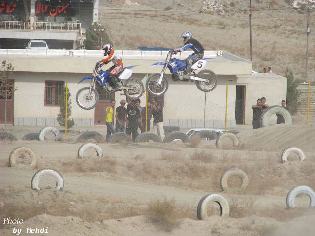 پیست موتور کراس-مشهد