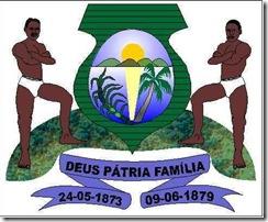 Brasão de armas do município de Palmares