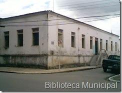 Biblioteca Pública Municipal Fenelon Barreto