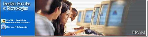 Curso Gestão Escolar e Tecnologias