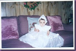 julia christening