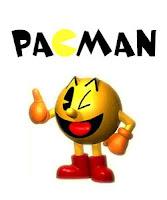 Pac Man brisado