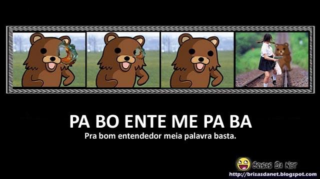 fuga pedo bear
