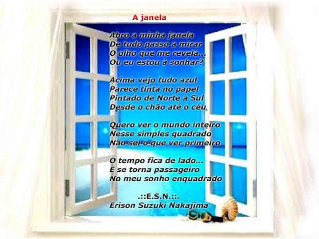 A janela
