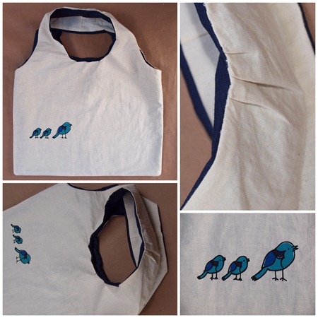 birdie shopping bag