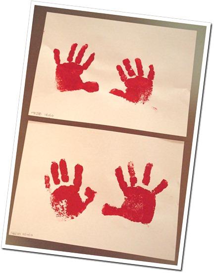 hand prints 10.10.10
