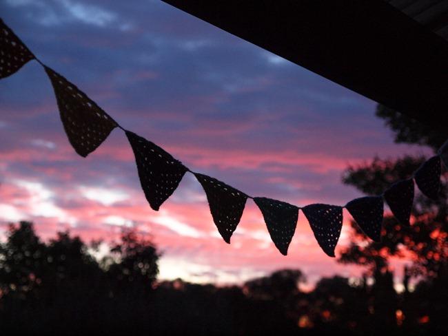 sun sets on 2010