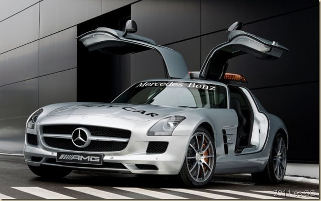 2011-Mercedes-Benz-SLS-AMG-F1-Safety-Car