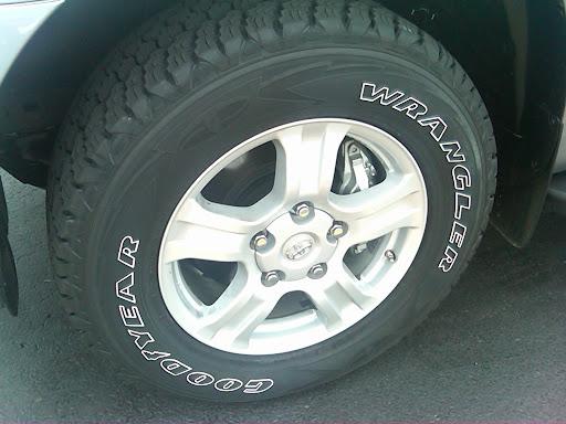 Goodyear Wrangler Silent Armor - TundraTalk.net - Toyota ...