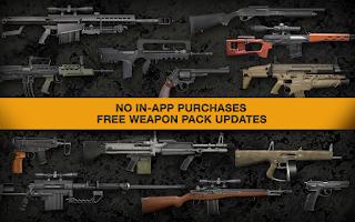 Screenshot of Weaphones™ Firearms Sim Vol 2