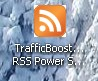 logo traffic booster rss power submitter