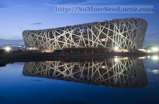 National Geographic Megastructures (Υπερκατασκευές): Το Ολυμπιακό Στάδιο Του Πεκίνου (DVB-T) N.M.S (Ελληνικοί Υπότιτλοι) (SKAI)
