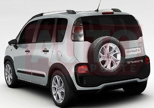 citro n aircross o c3 picasso para enfrentar o ford ecosport car blog br. Black Bedroom Furniture Sets. Home Design Ideas