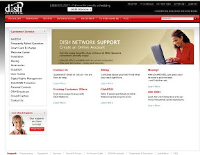 dish network customer service