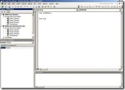 Microsoft Excel, VBE