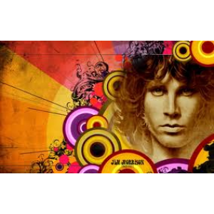 Elegy James Douglas Morrison Cover