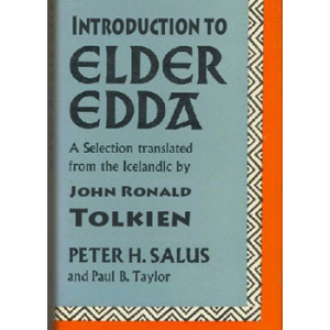 Introduction To The Elder Edda Cover