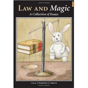 Law And Magic A Collection Of Essays Cover