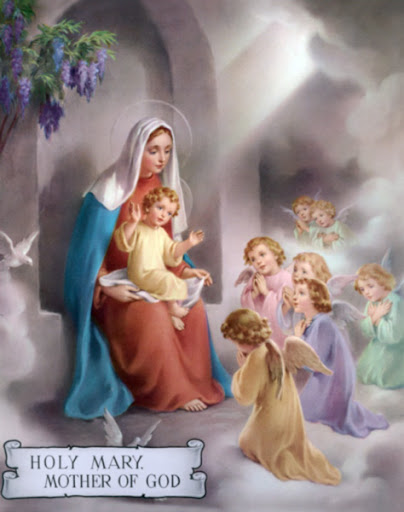 Hail Mary 1 Cover