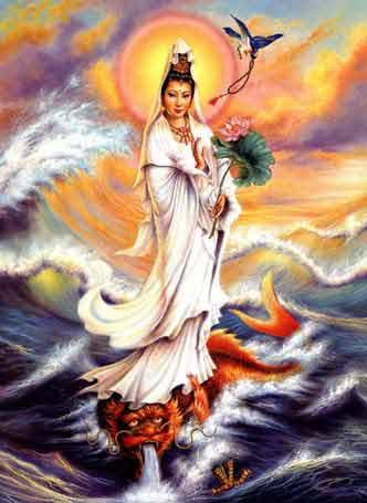 Goddess Kuan Yin Cover