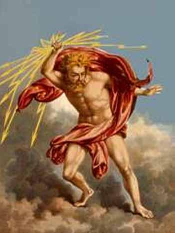 Minor Greek God Chaos Cover