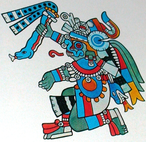 Tlaloc Cover