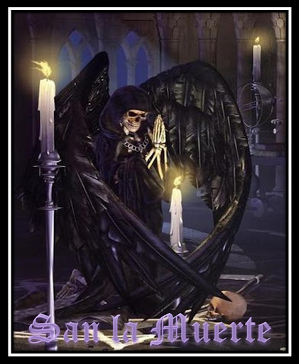 San La Muerte Cover