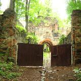 Zamek Gryf - bardzo okazały