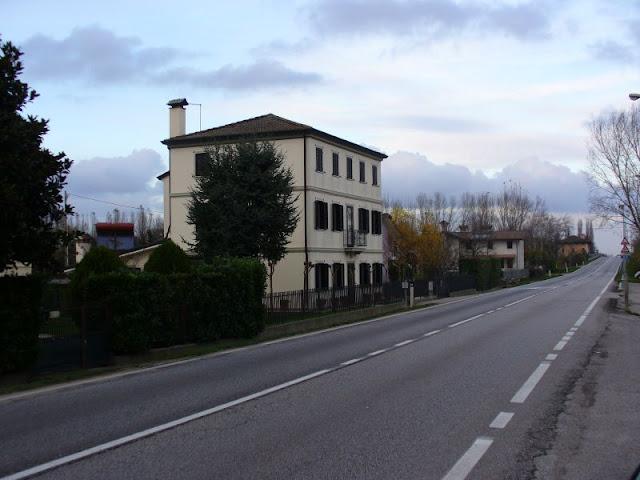 Casa Lizier a Ponte Alto di Calvecchia