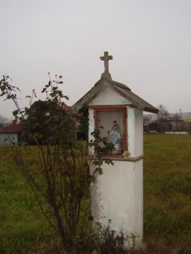 Capitello dell'Ausiliatrice presso Casa Montagner (dal sito www.sandonadomani.it)