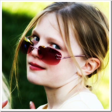 Bethany sunglasses picnik