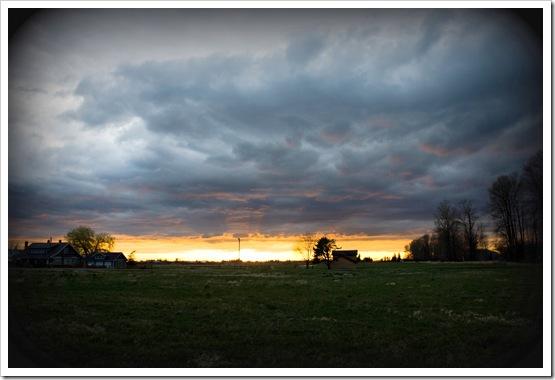 picnik sunset