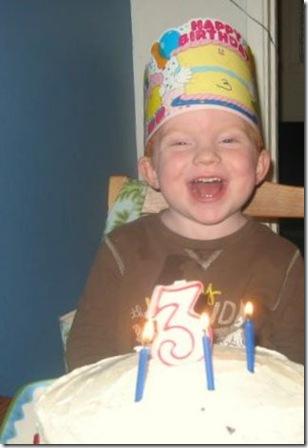 Josh's 3rd Birthday 034