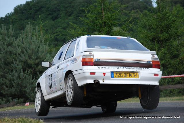 Cédric TEISSEYRE / Valérie TIRBOIS - Clio RS F214 Rallye%20de%20Sauveterre%20La%20L%C3%A9mance%202009%20644