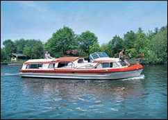 Choice of River Boats and Barges