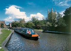 Wide Selection of Canal Boats