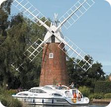 Boating Holidays Broads