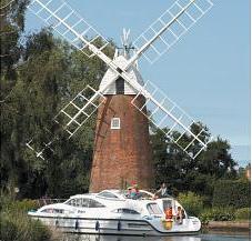Boat Holidays Norfolk