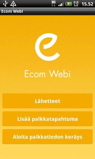 Ecom Webi