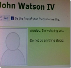 John Watson IV