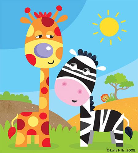 Dibujos con color infantiles imagui - Fotos infantiles de animales ...