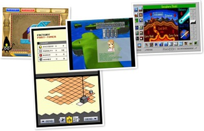 View 3 WiiWare_1 Virtual Console_1DSiWare_06_22_09