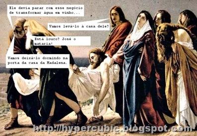 jesusressaca