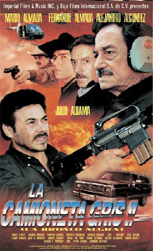 Alejandro Alcondez La Camioneta Gris 2 Movie Poster