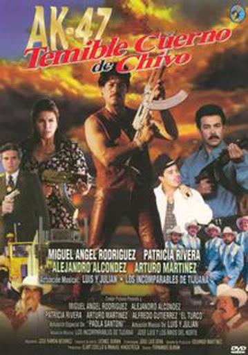 Alejandro Alcondez Terrible Cuerno de Chivo Movie Poster