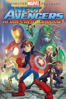 rapidshare.com/files Next Avengers Heroes of Tomorrow (2008) DVDRip STV XviD - DOMiNO
