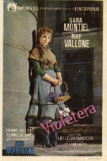 rapidshare.com/files La Violetera (1958)