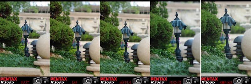 FA77 VS K85 VS ZF85 VS N105 VS ZF85+N轉PK 大亂鬥